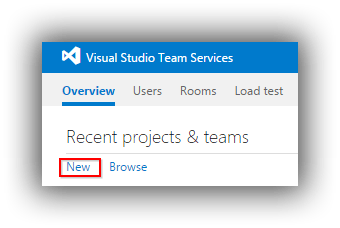 vsts-new-team-project