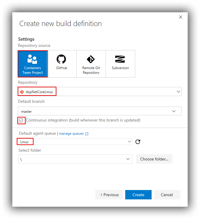 vsts-create-new-build-definition