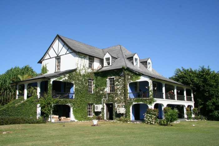 Hampden Estate House