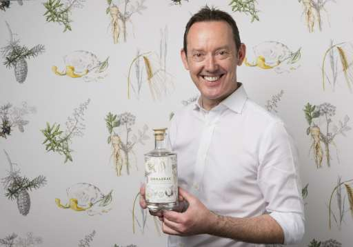 Patrick Shelley Ornabrak Single Malt Gin