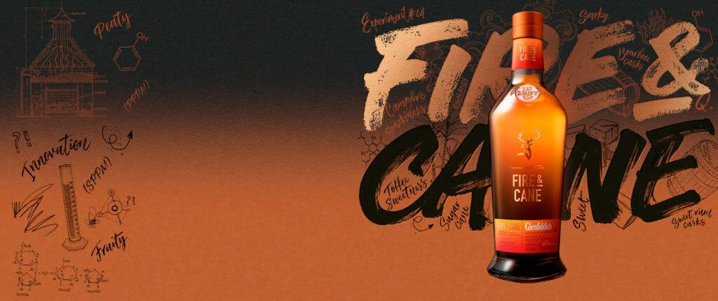 Fire & Cane Glenfiddich