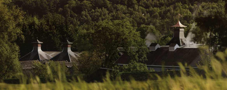 Glenfiddich Distillerie
