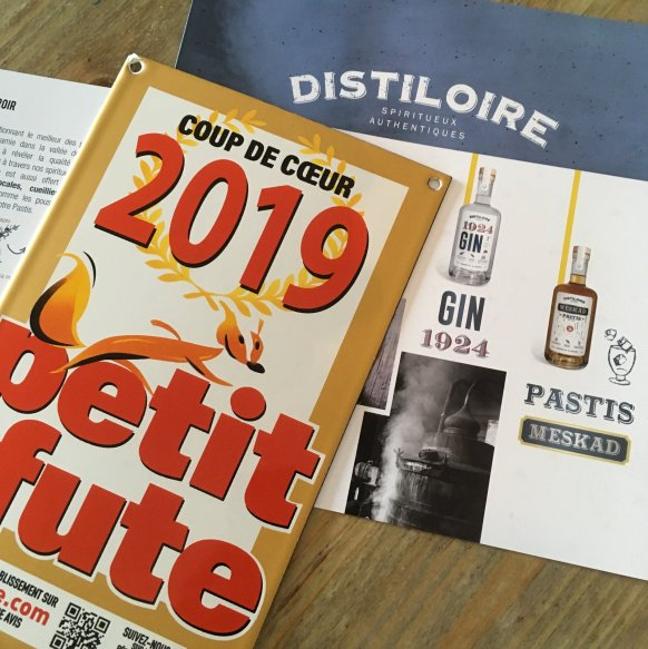 Distiloire petit futé