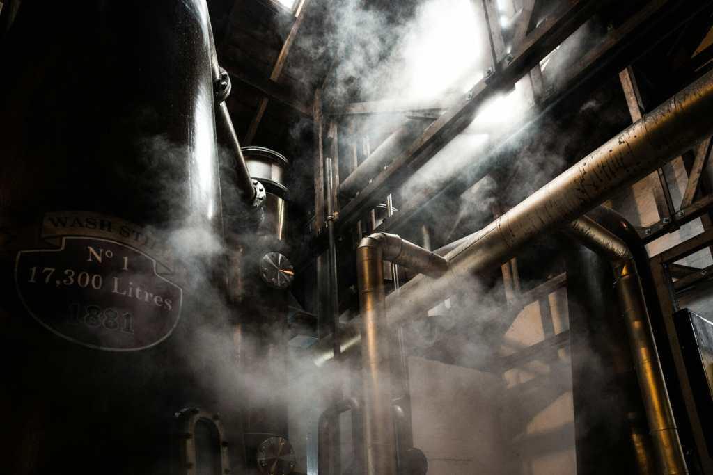 Bruichladdich distillerie Islay (22)
