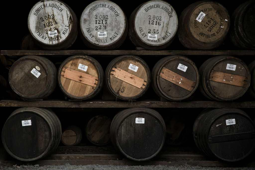 Bruichladdich distillerie Islay (29)
