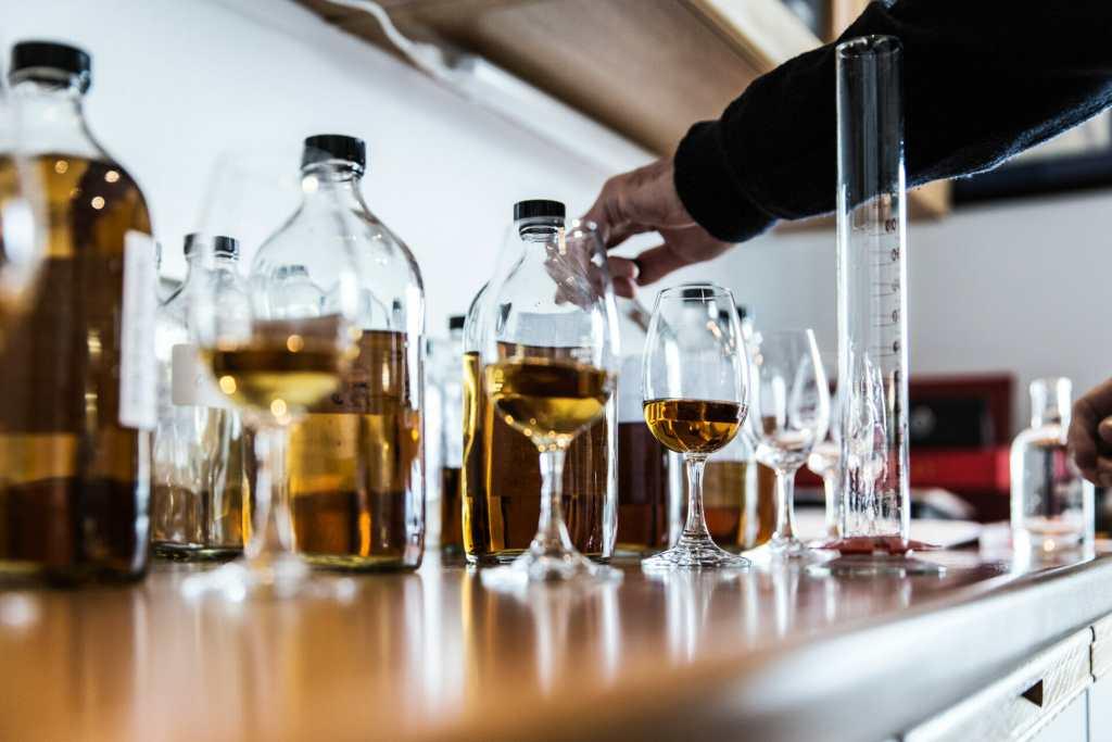 Bruichladdich distillerie Islay (60)