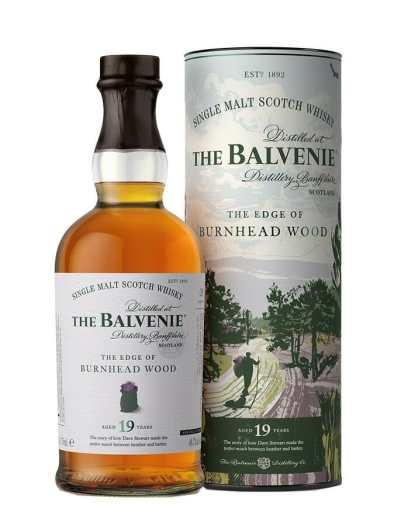 The Edge of Burnhead Wood The Balvenie