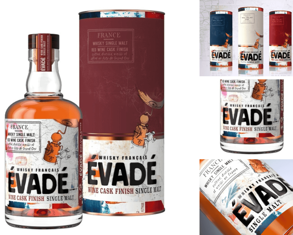 Évadé - Single Malt Red Wine Cask Finish