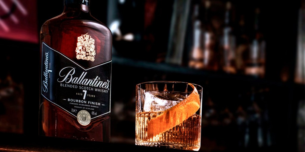 Ballantine's-7-ans-Old-Fashioned