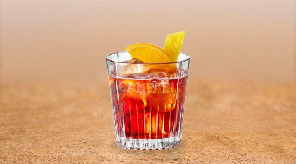 cocktail campari americano