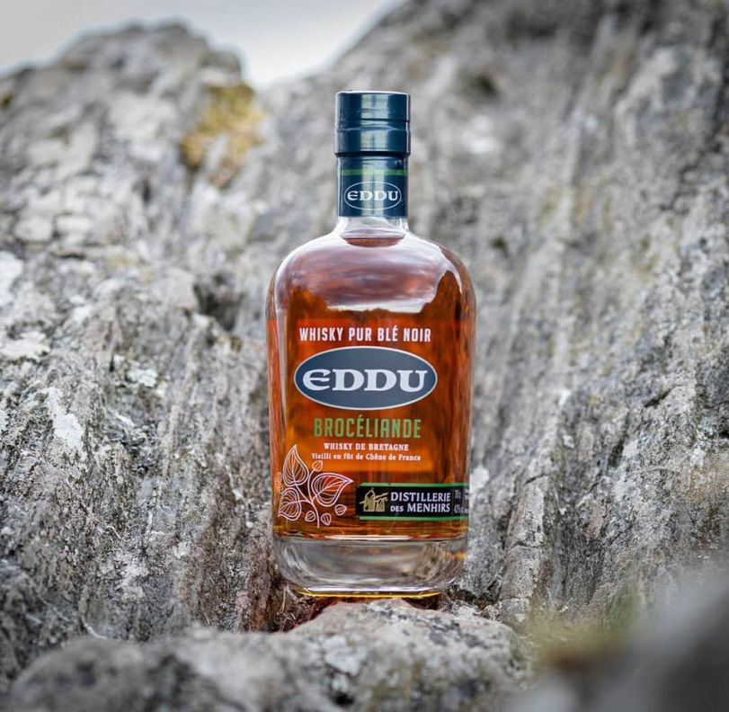 Eddu whisky brocéliande