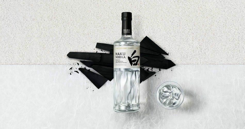 Haku Vodka Japon