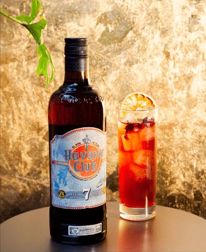 Stéphane Ashpool Havana Club Cocktail