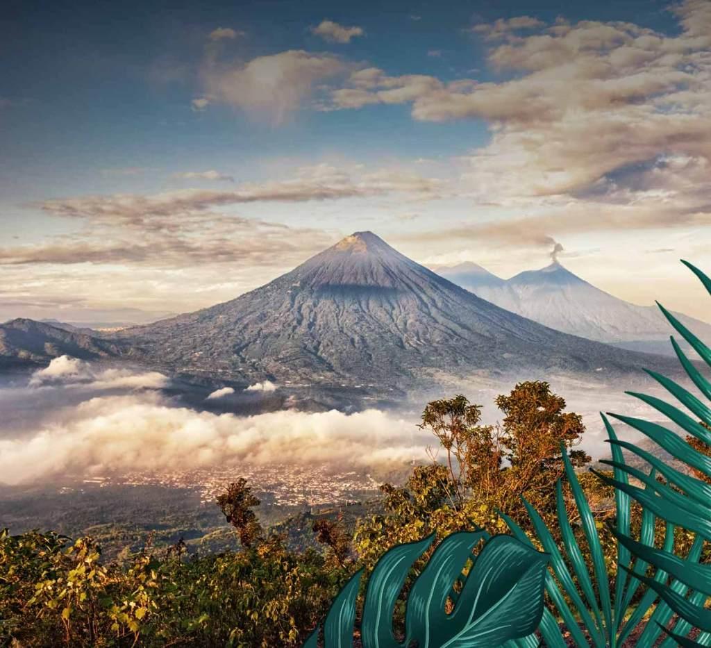 Secha de la Silva Rhum volcan