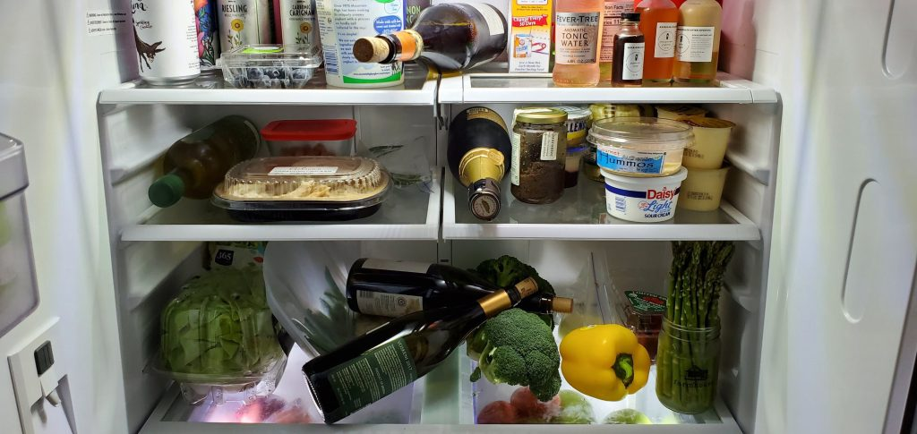 Please The Palate Pick of the Week: Efficiently Storing Open Wine Bottles with the Fridge Wine Saver