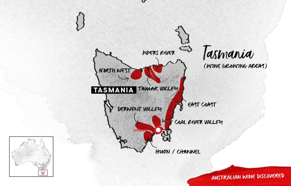Discovering Wines from Tasmania: 6 Bottles You Will Love