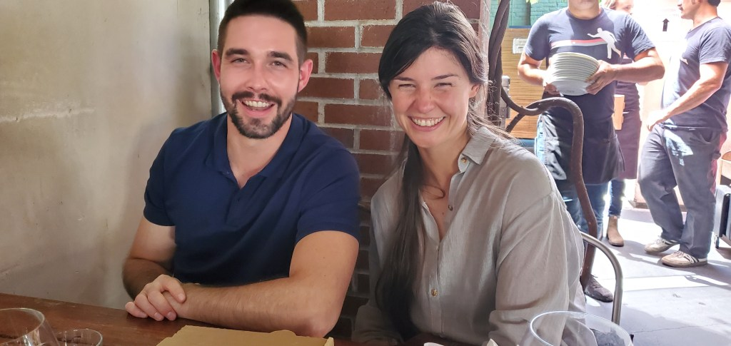 Sibling Synergy: Claire and Alan Ramey continue their father's legacy