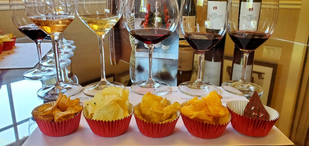 Creative Wine Pairing Experiences in Yountville