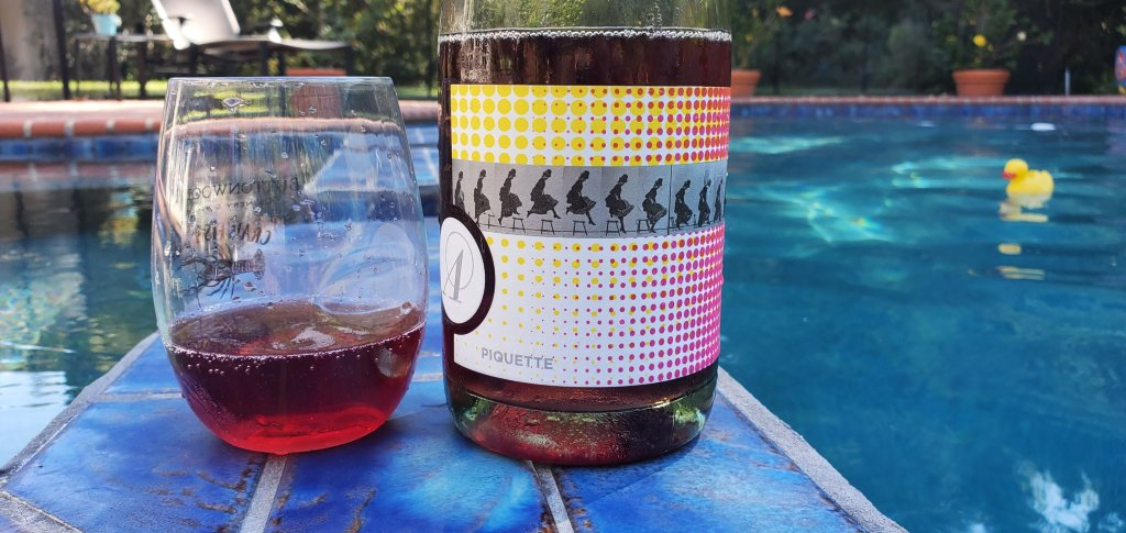 Please The Palate Wine of the Week: Anarchist Wine Co 2020 Piquette