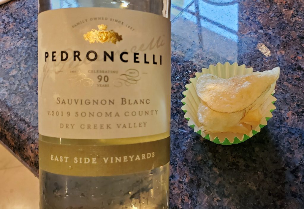 Please The Palate Pick of the Week: Pairing Wine with Potato Chips