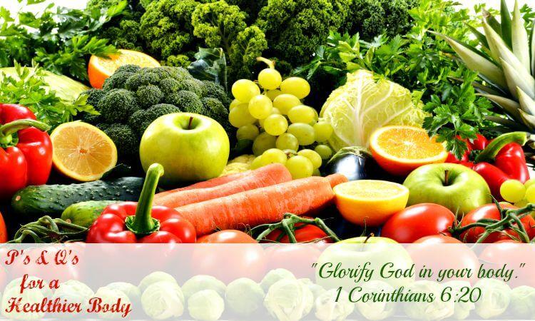 Healthier Body-God's temple