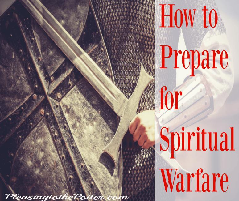 ARMOR of GOD for SPIRITUAL WARFARE