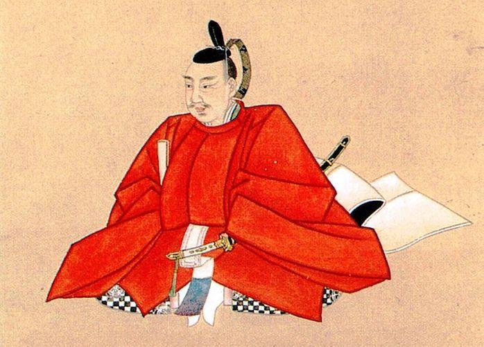 古田織部の肖像画