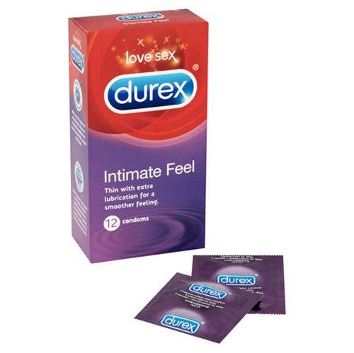 Durex Intimate Feel Condoms