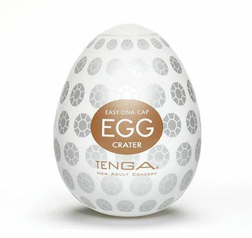 Tenga Egg Crater masturbation sleeve