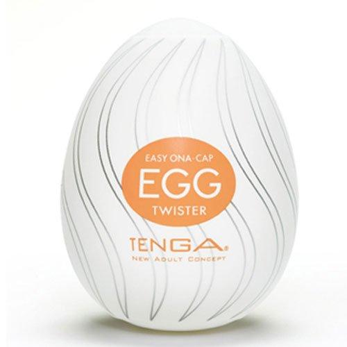 Tenga Egg Twister masturbation sleeve