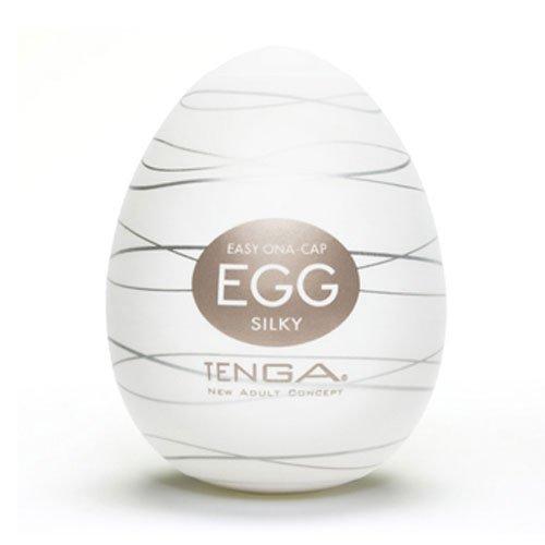 Tenga Egg Silky masturbation sleeve