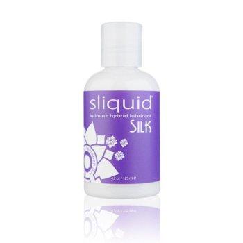 Sliquid Naturals Silk Hybrid lubricant125ml