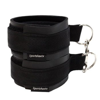 Sportsheets Sports Cuffs neoprene bondage restraints