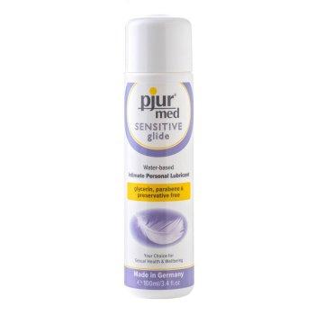 Pjur Med Sensative Glide water based lube