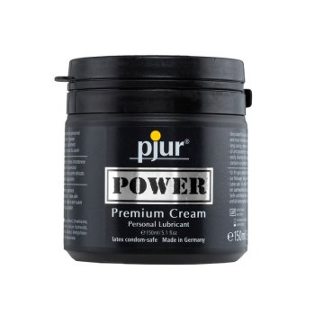 Pjur Power cream extra-thick hybrid lube