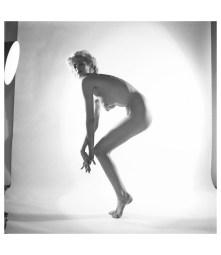 Carmen Dell'Orefice photo Peter Basch, 1940's