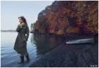 Natalia Vodianova Vogue, October 2014 Photo Annie Leibovitz-2