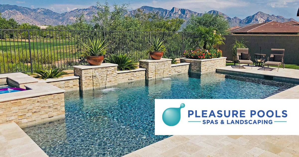 custom swimming pools tucson arizona