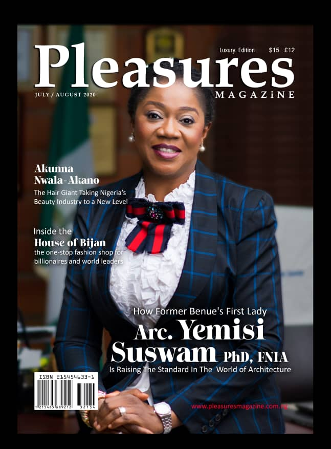 How Former Benue?s First Lady Yemisi Suswam Is Raising The Standard in the World of Architecture