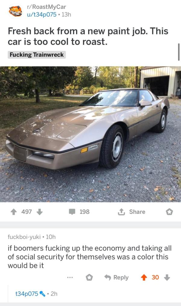 comments, roast, burned, jokes
