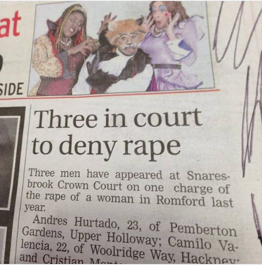 newspaper fails, magazine fails, tombstoning, reddit tombstoning, r/tombstoning, headline fails, unfortunate headlines, unfortunate placement