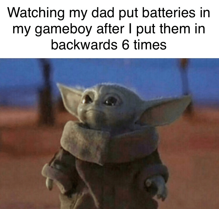 30 Baby Yoda Memes For People Who Wish They Could Adopt Him