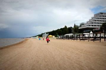 plaże Jurmali