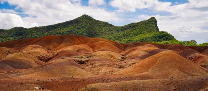 Seven Coloured Earth, Mauritius