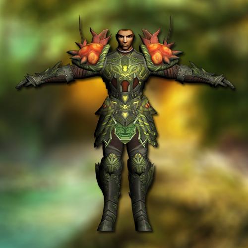 [Soon]Natural armors