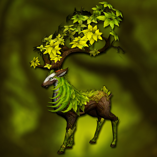 You are currently viewing Forest deer mount