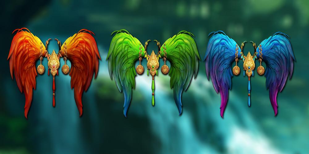 Princess wings