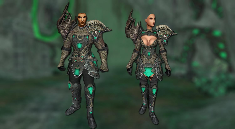 Nightmare armors