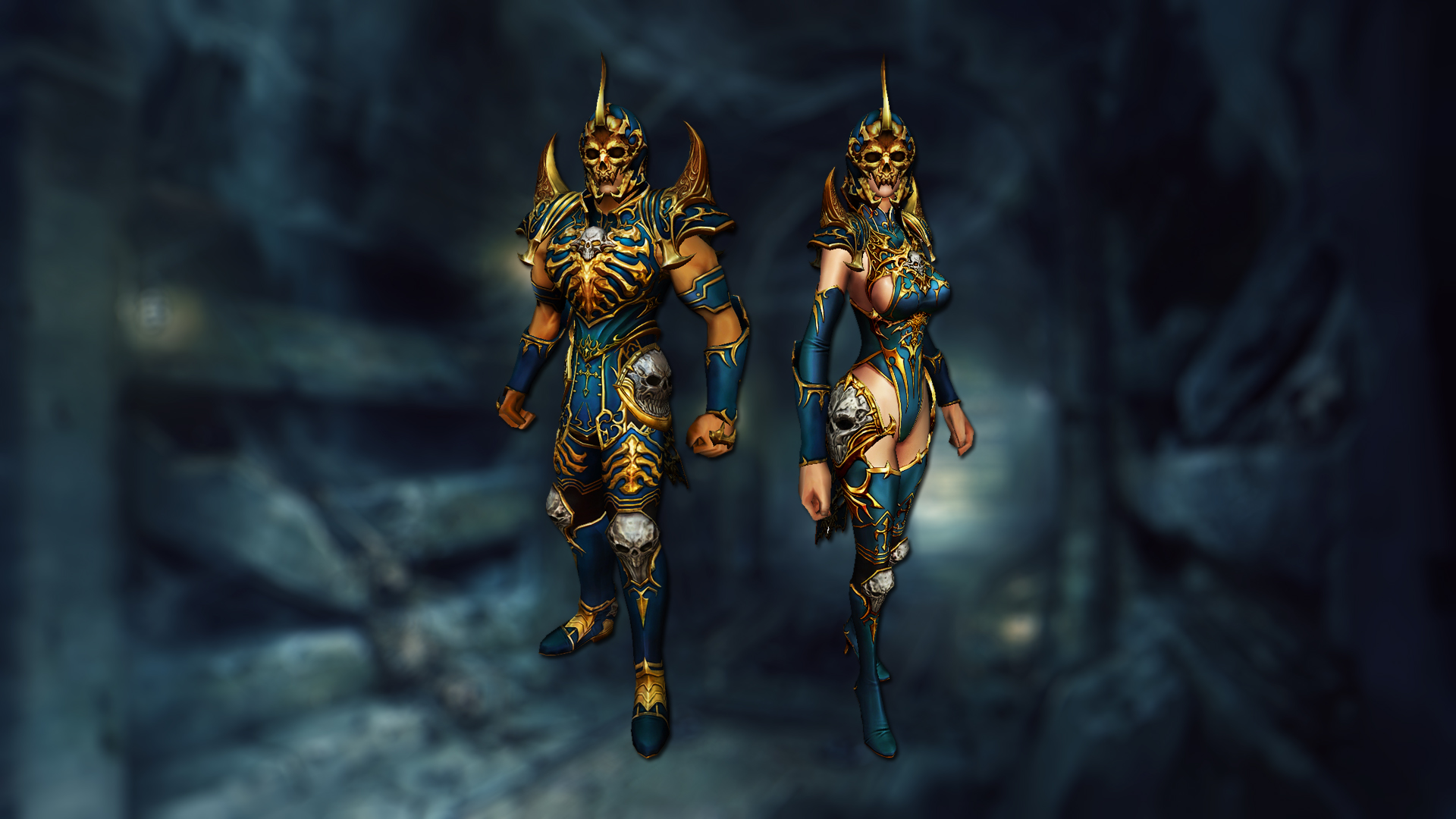 You are currently viewing Costumes of death ruler