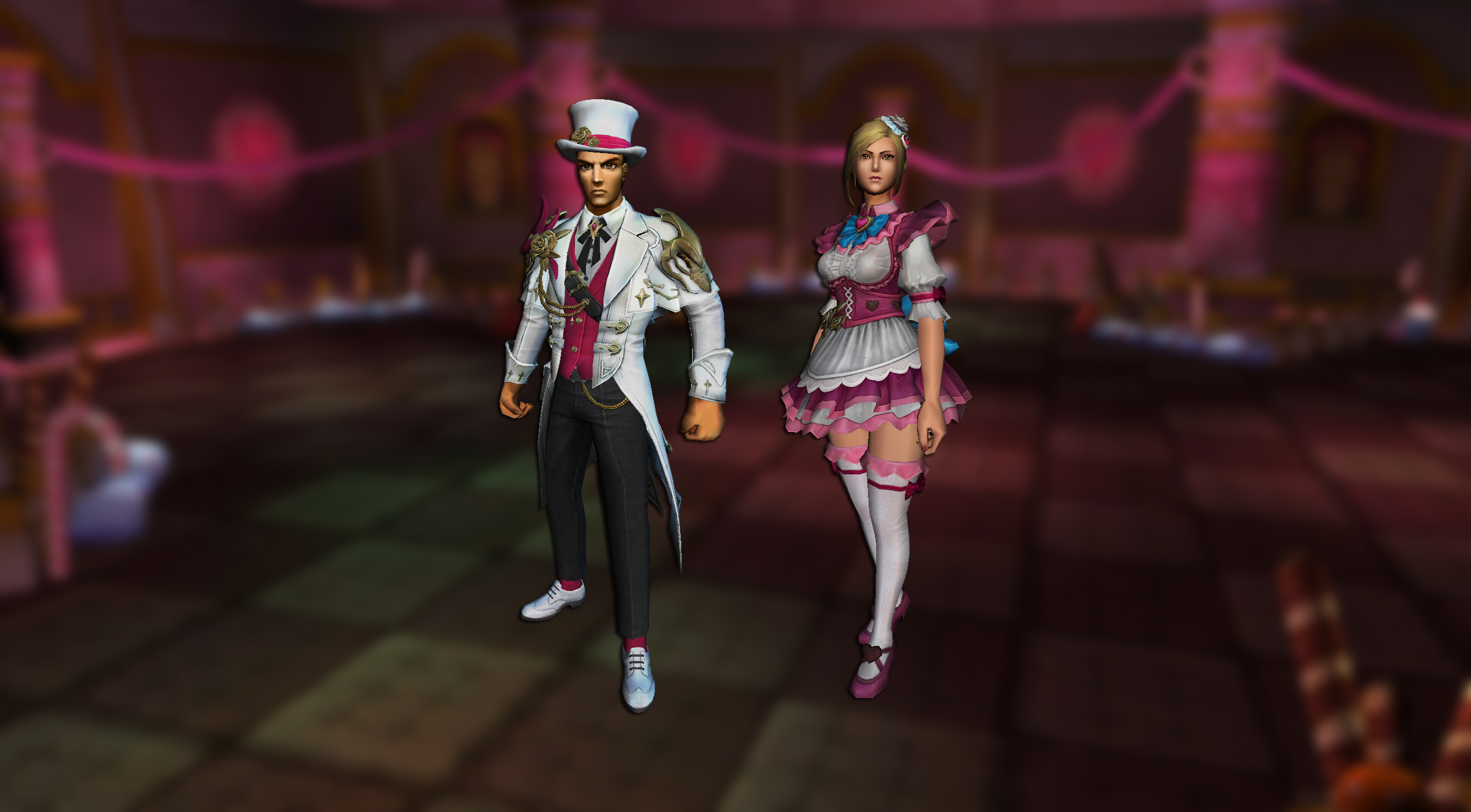 You are currently viewing Valentine costumes